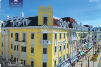 Bán căn Shophouse Hạ Long view biển 120m2, giá rẻ, vị trí đẹp cách công viên Sun World chỉ 50m