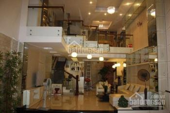 Cho thuê nhà MT An Dương Vương, gần Trần Bình Trọng, 5m x 25m, trệt - 3 lầu, giá 55 tr/th