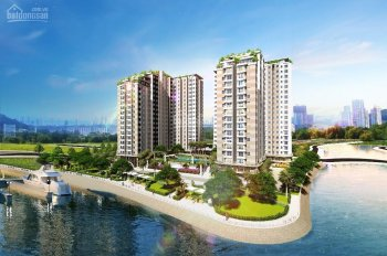 Bán căn hộ Conic Riverside Q8 mặt tiền Tạ Quang Bửu nối dài, full nội thất cao cấp. LH 0969963439