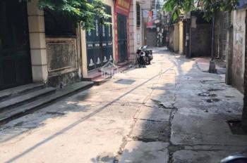 Bán nhà ngõ phố Võ Chí Công, xe 3 gác phi vèo vèo