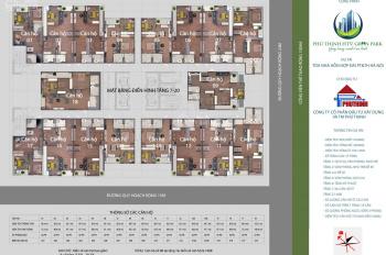 Bán suất ngoại giao HTV căn 04 - 05, 2 phòng ngủ tầng đẹp giá siêu rẻ chính chủ. LH: 0904588816