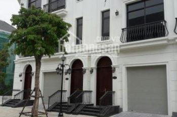 Cho thuê shophouse 120m2, 3 tầng Vinhomes Green Bay Mễ Trì giá 50tr/tháng, LH 0914420055