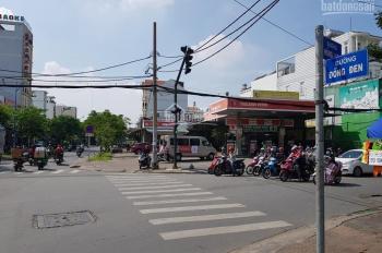 Cây xăng góc Đồng Đen và Hồng Lạc- Tân Bình, 614m2 vị trí quá đẹp và duy nhất. Giá 125 tỷ