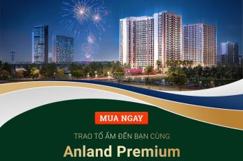 Bán căn hộ 3 ngủ dự án Anland Premium giá chỉ 1.9 tỷ - Liên hệ 0904.6336.17