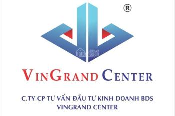 Bán nhà mặt tiền đường Tô Hiến Thành - đối diện Kingdom 101, Quận 10. DT: 4x40m, giá 34.5 tỷ (TL)