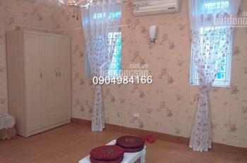 Cho thuê căn hộ 45m2 phố Trần Hưng Đạo, Phan Huy Chú, đủ tiện nghi giá 7 tr/tháng