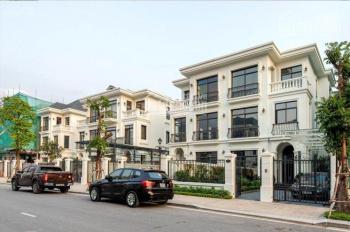 Bán căn biệt thự đơn lập mặt hồ Mễ Trì - Vinhome Green Bay Mễ Trì đường Hoàng Lan, 306m2, giá gốc