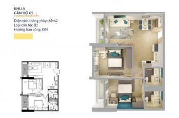 Chính chủ bán căn A02 dự án Athena Complex Pháp Vân rẻ nhất thị trường, LH 0869262992