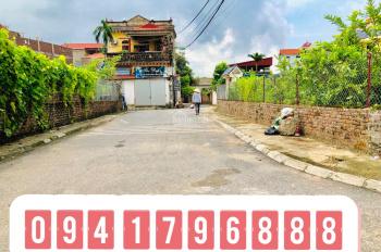 Ông anh đi nước ngoài bán mảnh đất tại Đa Tốn, Gia Lâm, Hà Nội, đường ô tô tránh nhau, 0941796888