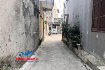 Bán lô đất 33,2m2 Cửu Việt, Trâu Quỳ, Gia Lâm. Đất vuông, cách đường ô tô 30m