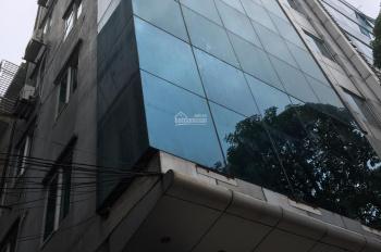 Nhà mặt phố Kim Mã 60m2 x 8 tầng, MT: 9m, giá 27 tỷ
