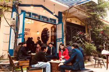 Cho thuê lại tầng 1mặt phố Nguyễn Văn Huyên Cầu giấy làm cửa hàng, Spa hoặc quán cafe