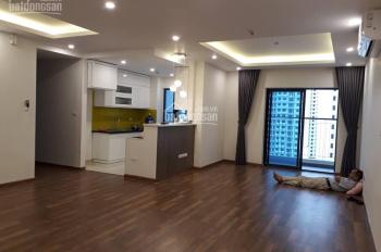 Cho thuê chung cư Goldmark City 136 Hồ Tùng Mậu, căn góc 124m2, 3PN, đồ cơ bản, 11tr/th