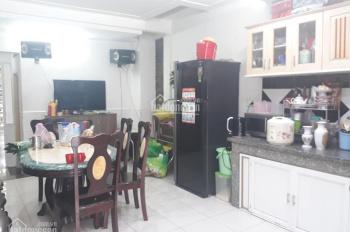 Chính chủ bán nhà để trả nợ khu D1 (Nguyễn Văn Thương), Bình Thạnh, xe tải quay đầu, bán cực gấp