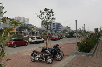 Đất mặt đường Cầu Bươu - Hà Đông - 100m2, mt 5m, lô góc - vỉa hè 8m, hơn 13 tỷ. 0914710258