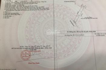 Bán đất 2 mặt tiền 5.2 x 40m tại Châu Pha, Phú Mỹ, BRVT giá 615 triệu. Gọi 0933316169