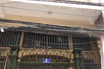 Chính chủ cho thuê nhà riêng 4 tầng tại F361 An Dương - Yên Phụ - Tây Hồ, DT 60m2/1 sàn