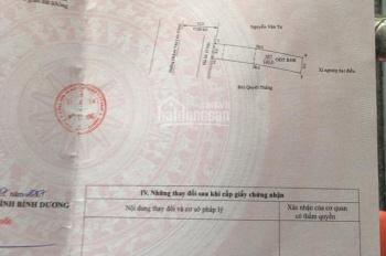 Kẹt tiền bán gấp mặt tiền Huỳnh Văn Lũy, kinh doanh đa ngành nghề