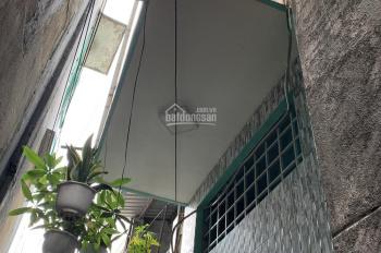 Bán nhà mới 1 lầu, 592/5D Lạc Long Quân, P5, Q11, DT: 2x5m, giá: 1,35 Tỷ