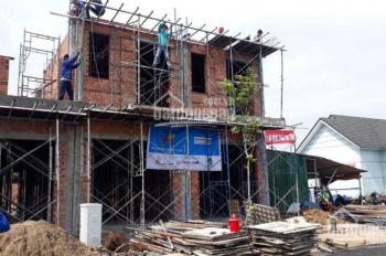 Mua đất tặng nhà hoàn thiện liền kề chợ Tân Phước Khánh, SH riêng, cam kết thuê lại 80 triệu/năm