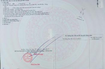 Chính chủ bán đất thổ cư mặt tiền đường Tập Đoàn 7, giá 1.15 tỷ/nền