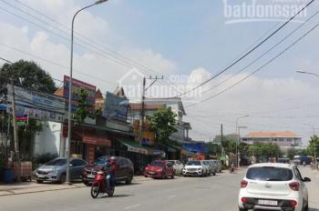 Bán đất tái định cư đối diện khu di tích Hố Lang, đường Hố Lang, Dĩ An, BD, 700tr/nền, thổ cư 100%