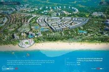 Đất nền sổ đỏ KĐT ven biển Quy Nhơn, dự án Nhơn Hội New City PK2 - giá cực tốt