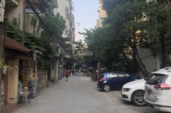 Bán 207m2 đất phân lô mặt ngõ 2 ô tô tránh nhau, Hoàng Quốc Việt, Nghĩa Tân, Cầu Giấy 95tr/m2