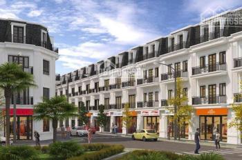 Biệt thự liền kề kiểu Pháp Việt Phát South City, 4 tầng, 63m2, chỉ với 750tr đồng