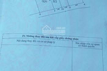 Bán đất SĐCC khu Phú Diễn, ĐH Tài Nguyên & MT DT 34m2 ngõ rộng 2,6m gần ô tô, gần chợ. Giá 1,46 tỷ