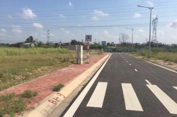Bán đất gần Aeon Mall Bình Tân, đường 12m, sổ hồng riêng, giá 1 tỷ 490Tr.