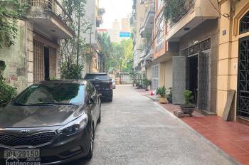 Bán nhà PL khu Kim Đồng, Giải Phóng, đường trước nhà 2 ô tô tải tránh, 3 mặt thoáng 0987600666
