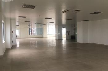 Cho thuê nhà mặt tiền đường Lê Hồng Phong. Mặt tiền 10m, DT gần 300m2/sàn