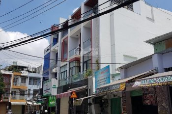 Bán nhà MT đường Lý Thường Kiệt, Phường 6, Quận Tân Bình; 80m2, 5 lầu, giá 27.5 tỷ