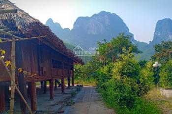 Bán khu nghỉ dưỡng Lương Sơn Hòa Bình 5ha suối trong xanh KK trong lành, núi non hùng vĩ 0962792687