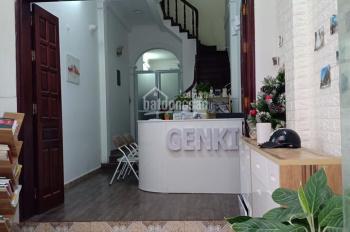 Cho thuê nhà ngõ Thái Thịnh 1, Đống Đa, 52m2 * 4 tầng, 0986545843