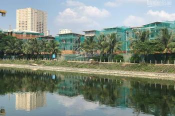 Bán căn biệt thự mặt hồ Trung Văn, Hoàng Thành Villa 158m2