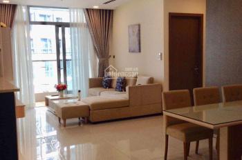 Cho thuê 3PN Vinhomes tòa Park 1 115m2 full nội thất 2 ban công view thoáng mát