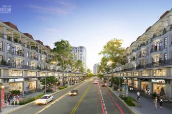 Thị trường KĐT Vạn Phúc Riverside City, Thủ Đức bán biệt thự liền kề 5x20m, 7x20m giá 10 tỷ
