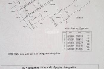 Nhà MT khu Trung Tâm, 7p tới Q1, sát công viên Gia Định, 32 Đường số 1, GV.