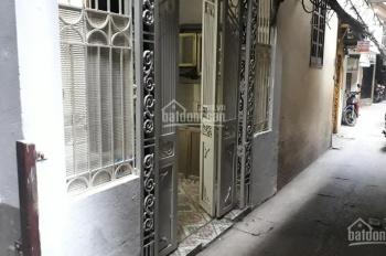 Nhà lô góc Trương Định, Hai Bà Trưng, giá 2,4 tỷ