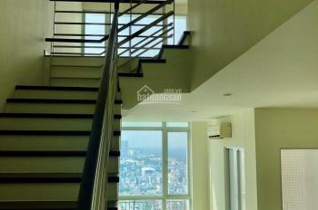 Căn hộ penthouse thông tầng Tản Đà Court, 198.4m2