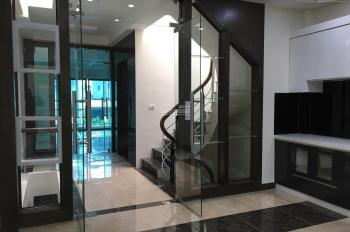 Nhà Hoa Bằng, Cầu Giấy, 76m2 x 6T, thang máy, xây mới, nội thất nhập khẩu, cho thuê giá cao, 15.8tỷ