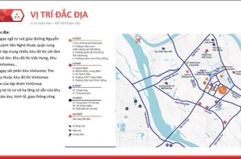 Chung cư Le Grand Jardin Sài Đồng, Long Biên chỉ từ 1.4 tỷ. LH: 0943279889
