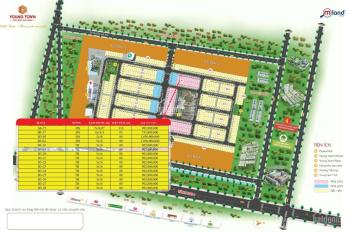 Bán đất dự án Young Town  Đức Hòa Long An liên hệ 090 254 4518