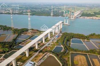 Đất nền thổ cư Cát Lái, biệt thự view sông đẳng cấp, xã Phú Đông, Nhơn Trạch, 1,7 tỷ/500m2, SHR
