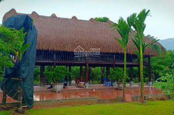 Bán gấp đất Lương Sơn, Hòa Bình khuôn viên nghỉ dưỡng sinh thái diện tích 20000m2