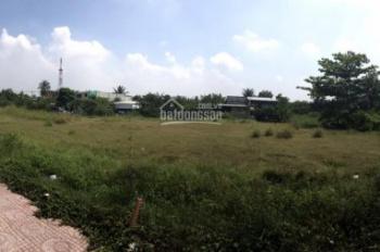 Đất mặt tiền đường Tân Túc, đường lớn thuận tiện cho việc đầu tư và kinh doanh, LH: 0938934124