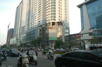 Cho thuê văn phòng dự án The Golden Palm Lê Văn Lương, diện tích: 450m2. LH: 0983.338.565