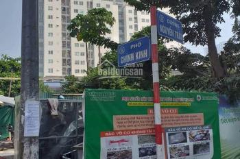 Bán nhà giáp Nguyễn Trãi 75m2, MT 4m, kinh doanh cực tốt, chỉ 11.x tỷ